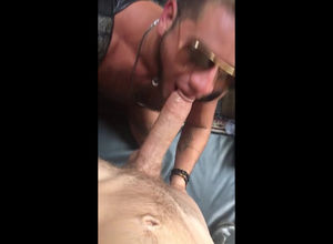Pro homosexual  bj's massive penis of..
