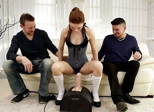 Timea Bella 3 way video. Timea Gets..