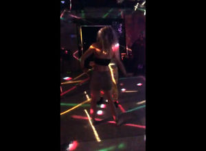 Super-sexy dancing damsels from..